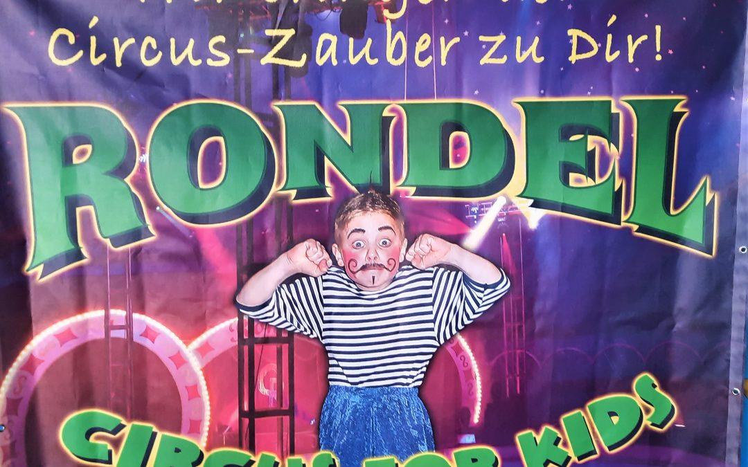 Zirkustage mit dem Zirkus Rondel